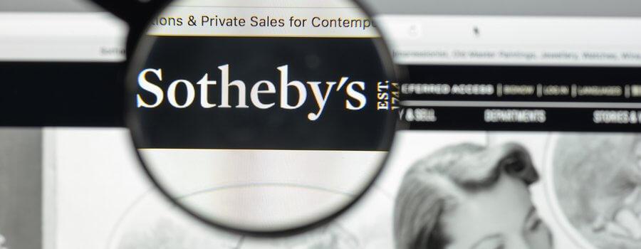 Flea Market Ring Sells Just Under $1 Million @ Sotheby's