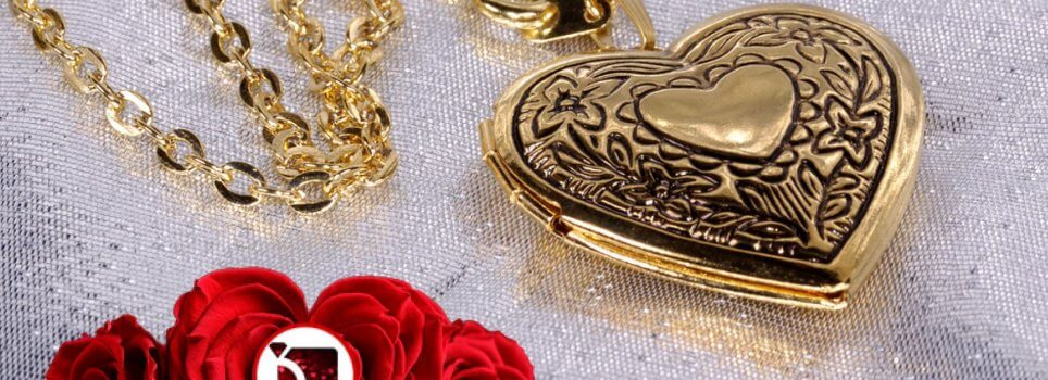 Your Heart-Shaped Jewelry Companion for Valentine's Day