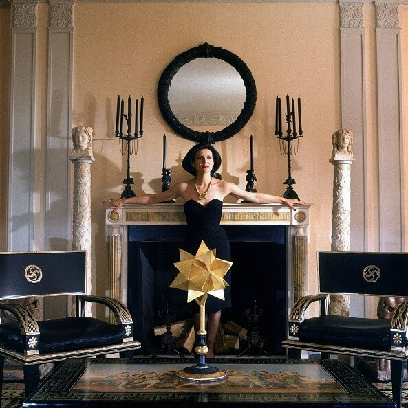 Image showing Paloma Picasso