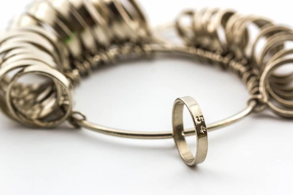 Chrome Jeweler finger sizing tools